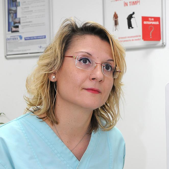 Mihailescu Oana Maria