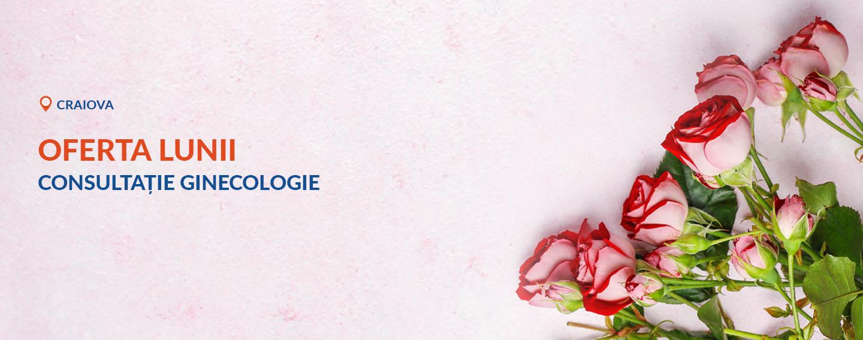 Ofertă Consultație Ginecologie