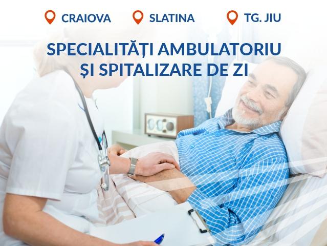 Spitalizare zi si Ambulator
