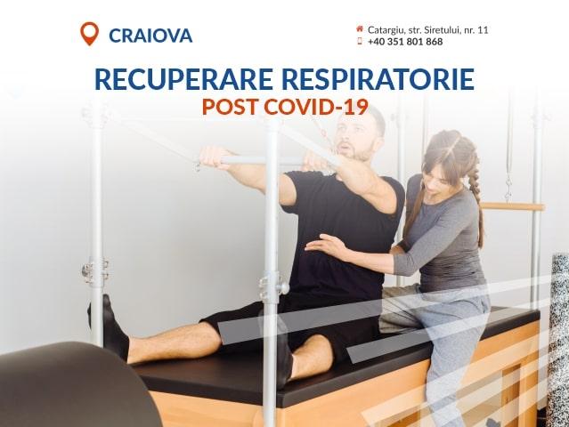 Recuperare respiratorie post Covid-19