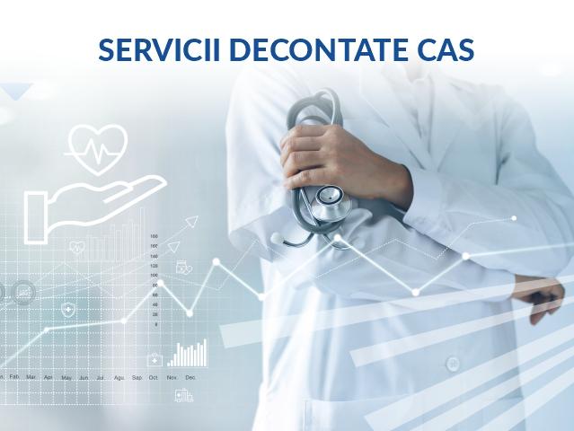 Servicii CAS